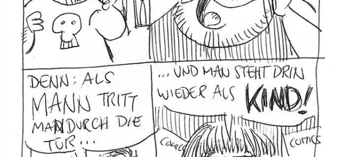 Comicsalon Erlangen 2014 – Tag 1