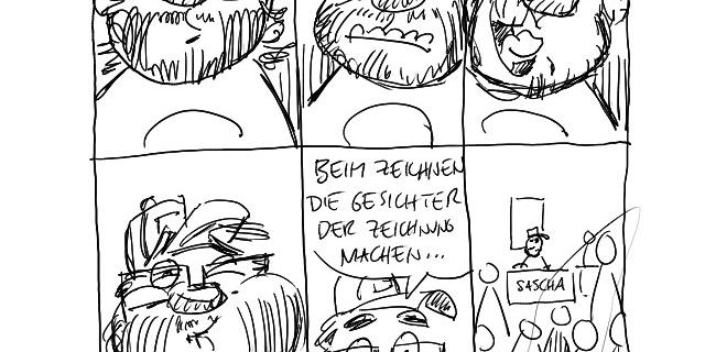 Comicfestival München Tag 2