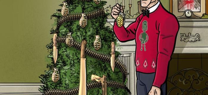 Tödliche Weihnachten!