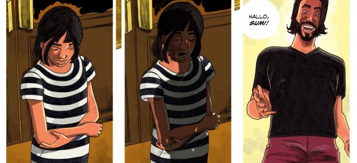 """Broken""-Comic , Kapitel 19"