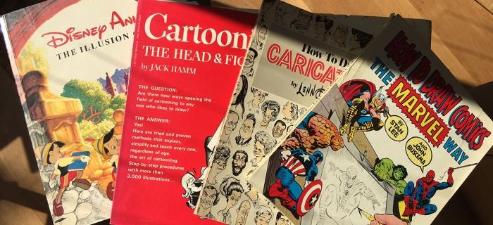 Comics: Lesen und Zeichnen – wie es begann