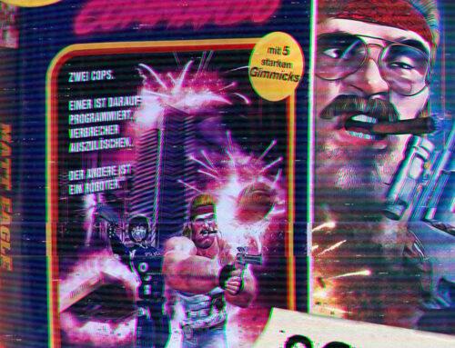 Ein Leseerlebnis in VHS-Qualität